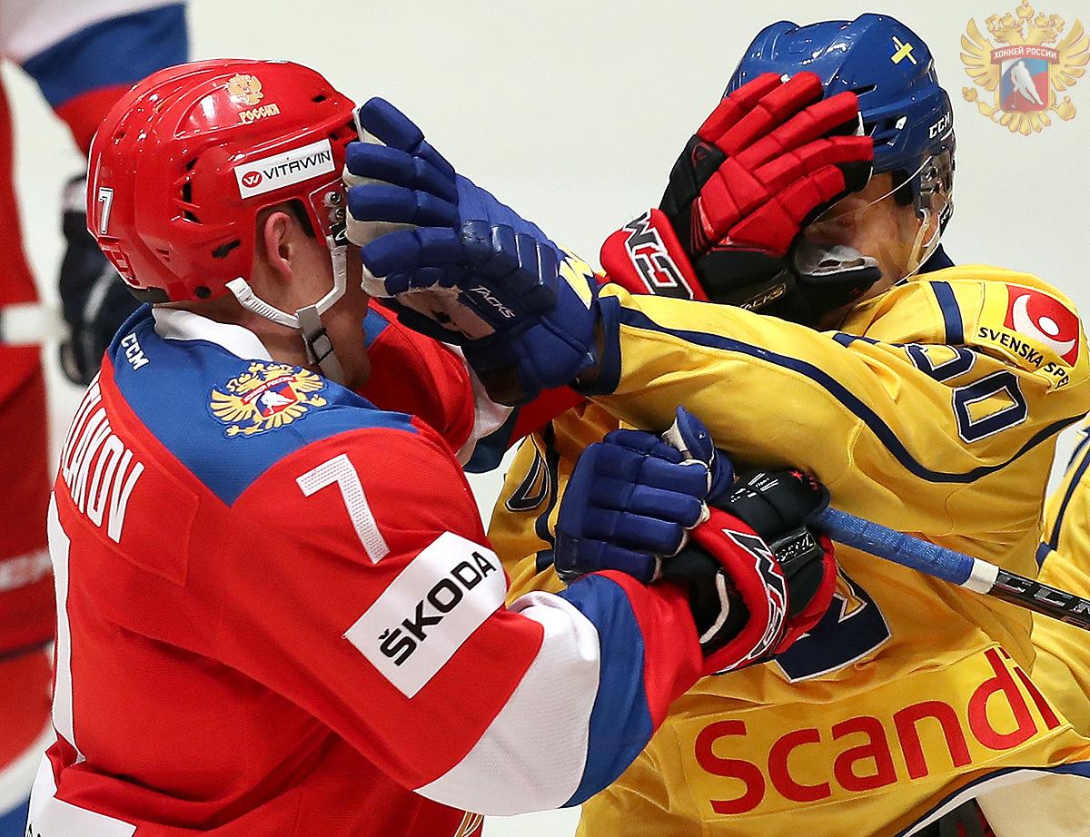 Андрей Зюзин: «Шведские игры показали, что Лига чемпионов нам не помешает»
