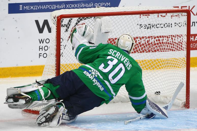 Виктор Шалимов: «В матче номер 7 сыграют три команды - Уфа, Омск и Скривенс»