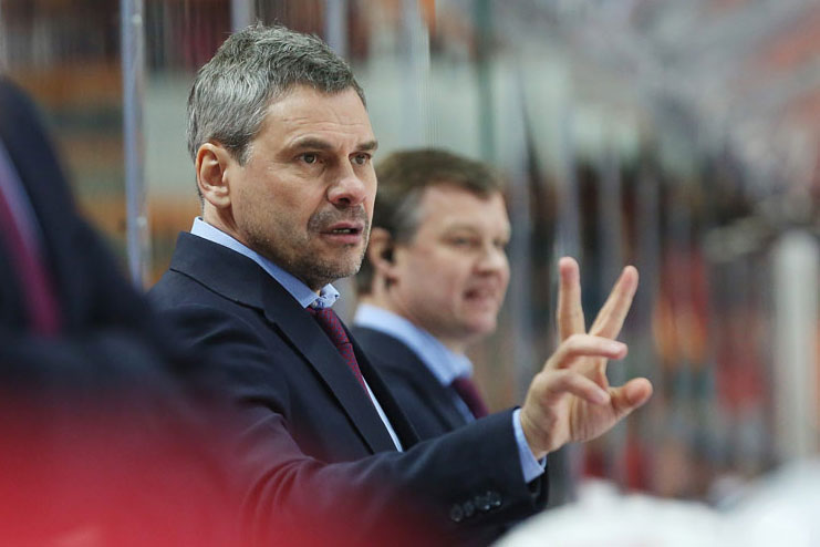 Юрий Карандин: «Жаль, что у Квартальнова и «Сибирь», и ЦСКА, и Ярославль играют в один хоккей»