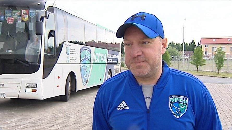 Вадим Епанчинцев: «Летом были предложения из КХЛ, но выбрал «Югру»
