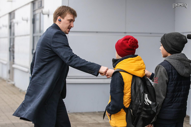 Егор Аверин: «У «Локомотива» есть потенциал, амбиции - и долг перед болельщиками»